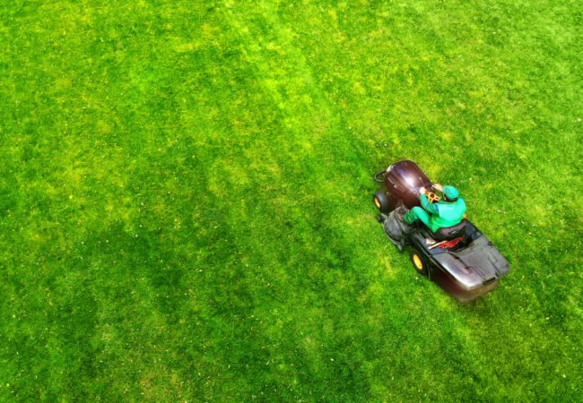 Riding Lawn Mower Tips for Beginners